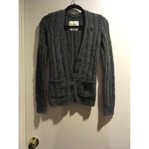 Abercrombie Knit Cardigan✨